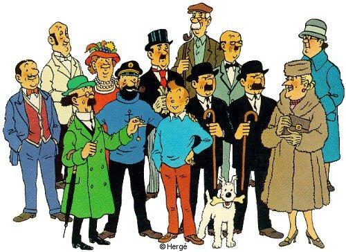 Tintin Gallery